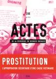 Lilian Mathieu - Actes de la recherche en sciences sociales N° 198 juin 2013 : Prostitution : l'appropriation sécuritaire d'une cause victimaire.