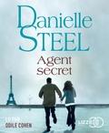 Danielle Steel - Agent secret. 1 CD audio MP3