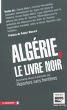 Virginie Locussol et  RSF - Algérie, le livre noir.
