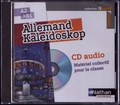 Nathan - Allemand A2>B1 Kaleidoskop. 1 CD audio