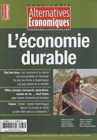 Camille Dorival et Pascal Canfin - ALTERNATIVES ECON.HS.