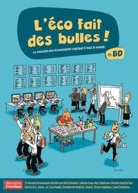 Marc Chevallier - Alternatives économiques Hors-série : L'éco fait des bulles - Le charabia des économistes expliqué à tout le monde en BD.