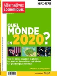 Marc Chevallier - Alternatives économiques Hors-série N° 119, j : Quel monde en 2020 ?.