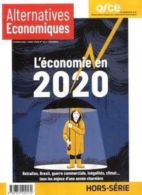 Marc Chevallier - Alternatives économiques Hors-série N° 120, f : L'économie en 2020.