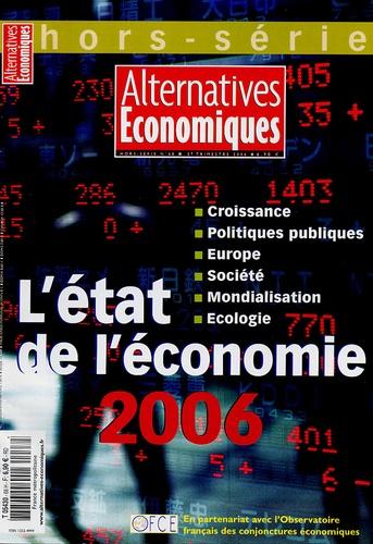 Guillaume Duval - Alternatives économiques Hors série N° 638, 2 : L'état de l'économie 2006.