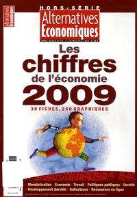 Alternatives économiques - Alternatives économiques Hors-série N° 78, 4e : Les chiffres de l'économie 2009.