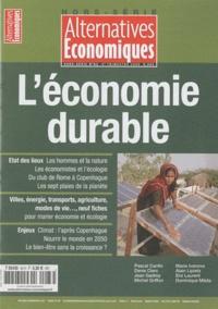 Denis Clerc et Philippe Frémeaux - Alternatives économiques Hors-série N° 83, 4e : L'économie durable.