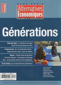 Thierry Pech - Alternatives économiques Hors-série N° 85, 3e : Générations.