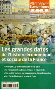 Gérard Vindt et Christian Chavagneux - Alternatives économiques Hors-série poche N°  : Les grandes dates de l'histoire économique et sociale de la France.