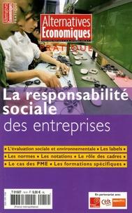 Sébastien Arnoult et Pascal Canfin - Alternatives économiques Hors-série Pratique : La responsabilité sociale des entreprises.