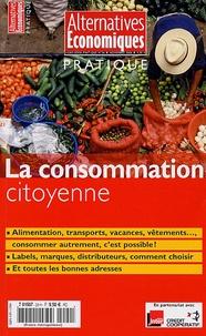 Pascal Canfin et Naïri Nahapétian - Alternatives économiques Hors-série pratique : La consommation citoyenne.