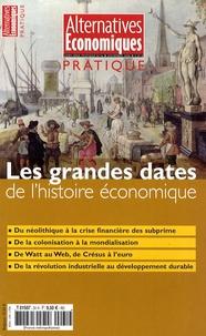 Gérard Vindt - Alternatives économiques Hors-série pratique : Les grandes dates de l'histoire économique.