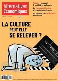 Marc Chevallier - Alternatives économiques N° 413, juin 2021 : La culture peut-elle se relever ?.