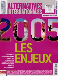 Christophe Jaffrelot et Yann Mens - Alternatives internationales Hors-Série N° 2, Nov : 2005 Les enjeux.