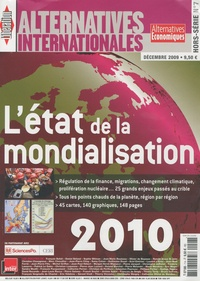 Christian Lequesne - Alternatives internationales Hors-série n° 7, Déc : L'état de la mondialisation 2010.