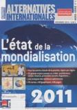 Christian Lequesne - Alternatives internationales Hors-série N° 8, Déc : L'état de la mondialisation 2011.