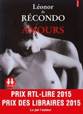 Léonor de Récondo - Amours. 1 CD audio MP3