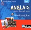 Marie-Line Périllat-Mercerot - Anglais CAP. 2 CD audio
