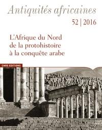 Cinzia Vismara - Antiquités africaines N° 52/2016 : .