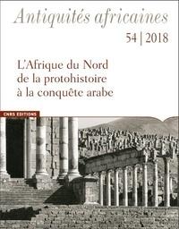 Cinzia Vismara - Antiquités africaines N° 54/2018 : .