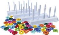 Nathan matériel éducatif - Atelier Abaques 2 MS/GS - Complément 4 enfants.