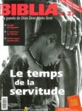 Jean-Louis Ska et Luc Pfirsch - Biblia N° 27 Mars 2004 : Le temps de la servitude.