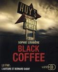 Sophie Loubière - Black Coffee. 1 CD audio MP3