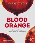 Harriet Tyce - Blood Orange. 1 CD audio MP3