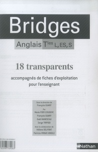 François Guary et Marie Fort-Couderc - Bridges, Tle L, ES, S - Transparents.