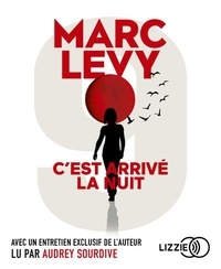 Marc Levy - C'est arrivé la nuit. 1 CD audio MP3