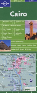 Lonely Planet - Cairo.