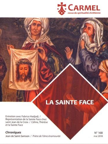 José Pereira - Carmel N° 168, mai 2018 : Le Sainte Face.
