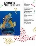 Matthieu Ravaud et Alain Fuchs - Carnets de science. La revue du CNRS N° 2 : Les richesses de l'océan.