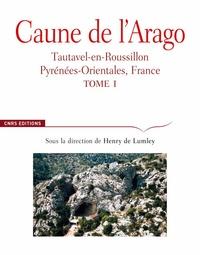 Caune de lArago - Tautavel-en-Roussillon, Pyrénées-Orientales, France Tome 1.pdf