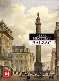 Honoré de Balzac - César Birotteau. 1 CD audio MP3