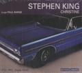 Stephen King - Christine. 2 CD audio MP3