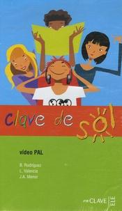 Beatriz Rodriguez et Maria-Luz Valencia - Clave de sol - Video PAL.