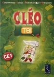 Isabelle Champeau et Ernesto Feltrin - CLEO CE1 Application TBI. 1 DVD