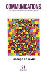 Nicole Lapierre - Communications N° 91 : Passage en revue - Nouveaux regards sur 50 ans de recherche.