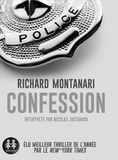 Richard Montanari - Confession. 1 CD audio