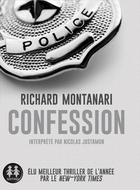 Richard Montanari - Confession. 1 CD audio