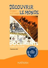Monique Flonneau et  Collectif - Découvrir le monde, l'espace et le temps Cycle 2 - Documents pour la classe.