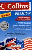 Collins - Dictionnaire électronique français-anglais Premium - CD-ROM.