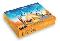 Gauthier Wendling - Enquête au Louvre - Avec 1 livret, 40 cartes, 1 bande-son, 1 poster.