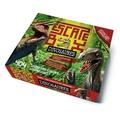Frédéric Dorne - Escape box Dinosaures - Contient : 1 livret, 40 cartes, 1 bande-son de 45 minutes, 1 poster.