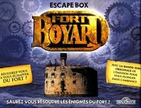 Gauthier Wendling et  Antartik - Escape box Fort Boyard - Avec 1 livret, 40 cartes, 1 bande-son et 1 poster.