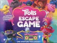 DreamWorks et  Amstramgram - Escape game Trolls - Une aventure trollesque ! Avec un poster et une bande-son de 45 minutes.