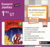 Edouard Clemente - Espagnol 1e ST Juntos - Clé USB.