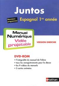 Espagnol 1re année Juntos - Manuel numérique vidéo projetable.pdf