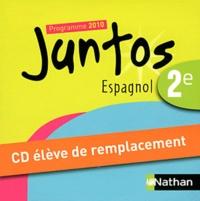 Edouard Clemente - Espagnol 2e Juntos - Programme 2010. 1 CD audio